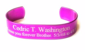 Picture of Purple HeroBracelet®